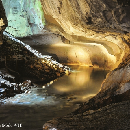 Clearwater cave (Mulu WH)