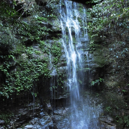 Paku Waterfall (Mulu WH)